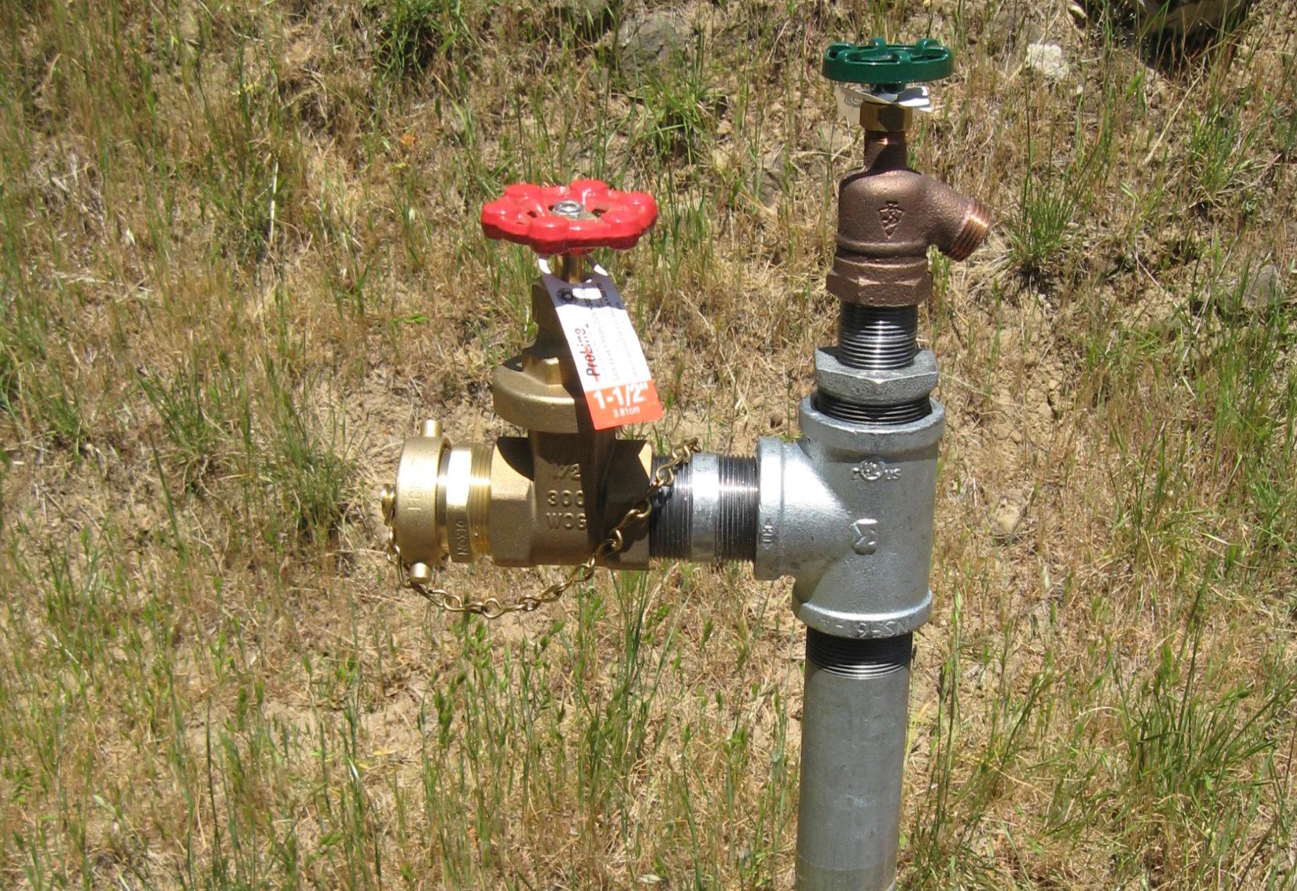 valve array